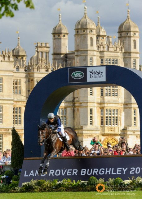 Can Jock Paget and Clifton Promise get redemption at Burghley 2014? Their quest begins today. Photo by Nico Morgan Photography.