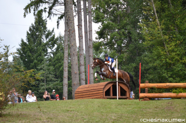 Jordan Linstedt and Revitavet Capato, winners of last year's Pro Tour / Adequan Gold Cup Advanced at Aspen Farms Horse Trials. Photo by Chesna Klimek.