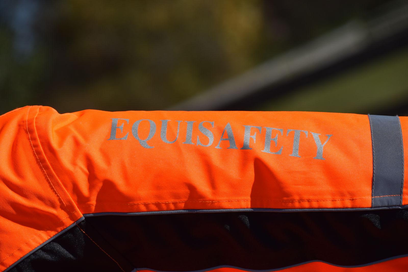 Equisafety Reflective Aspey Jacket