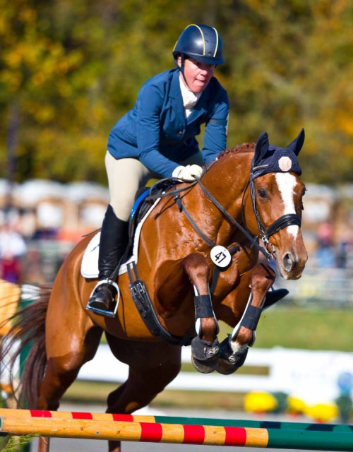 Win the War and I in the CCI** at Fair Hill this year. Photo by the great Mike McNally.