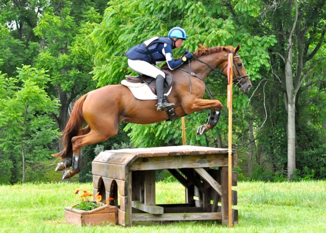 Liz Riley: amateur rider turned professional in 2014. Photo by Kate Samuels.