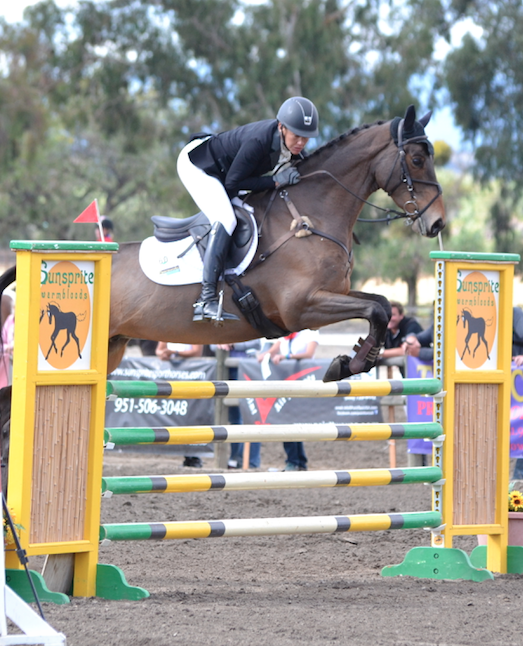 Tamie Smith and Sunsprite Syrius. Photo by Jenni Autry.