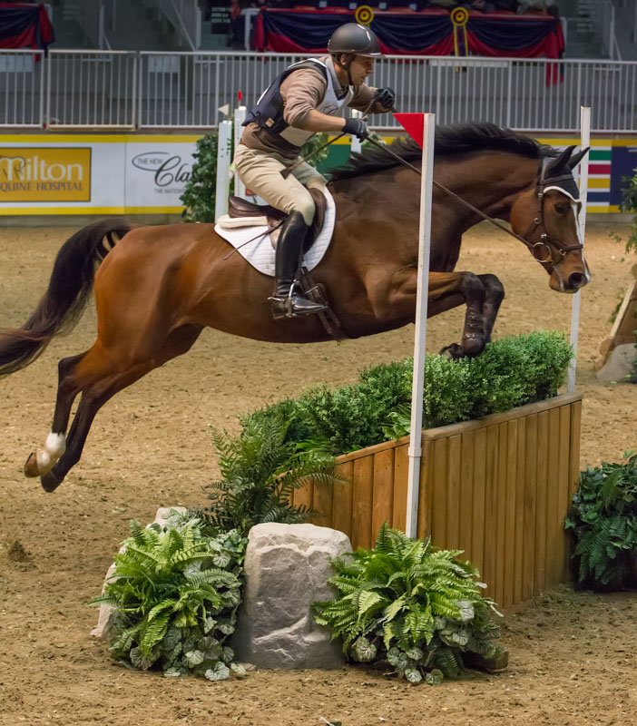 Riders Named for Horseware Indoor Eventing Challenge at The Royal