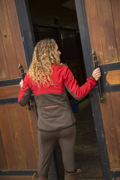 FITS Wind Pro breeches, in Taupe - Photo from FITS website