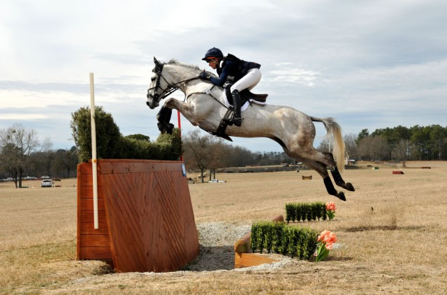 HHS Cooley and Elisabeth Halliday-Sharp. Photo by Hoofclix.com