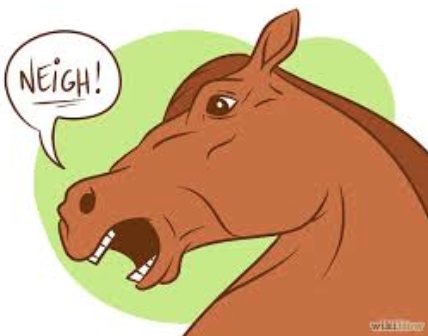 http://www.wikihow.com/Understand-Horse-Communication