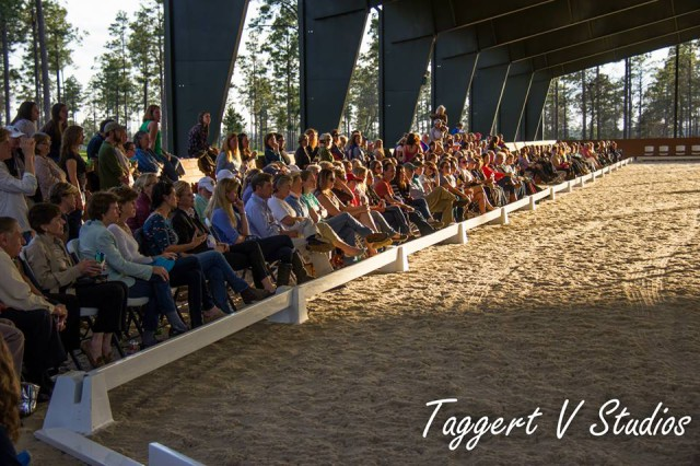 A crowd of 350! Photo by Taggert V Studios.