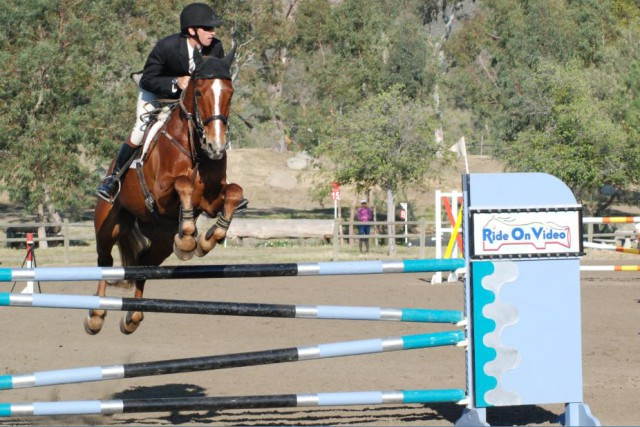 James Alliston and Tivoli jump cleanly into first. Photo by Stephanie Nicora.