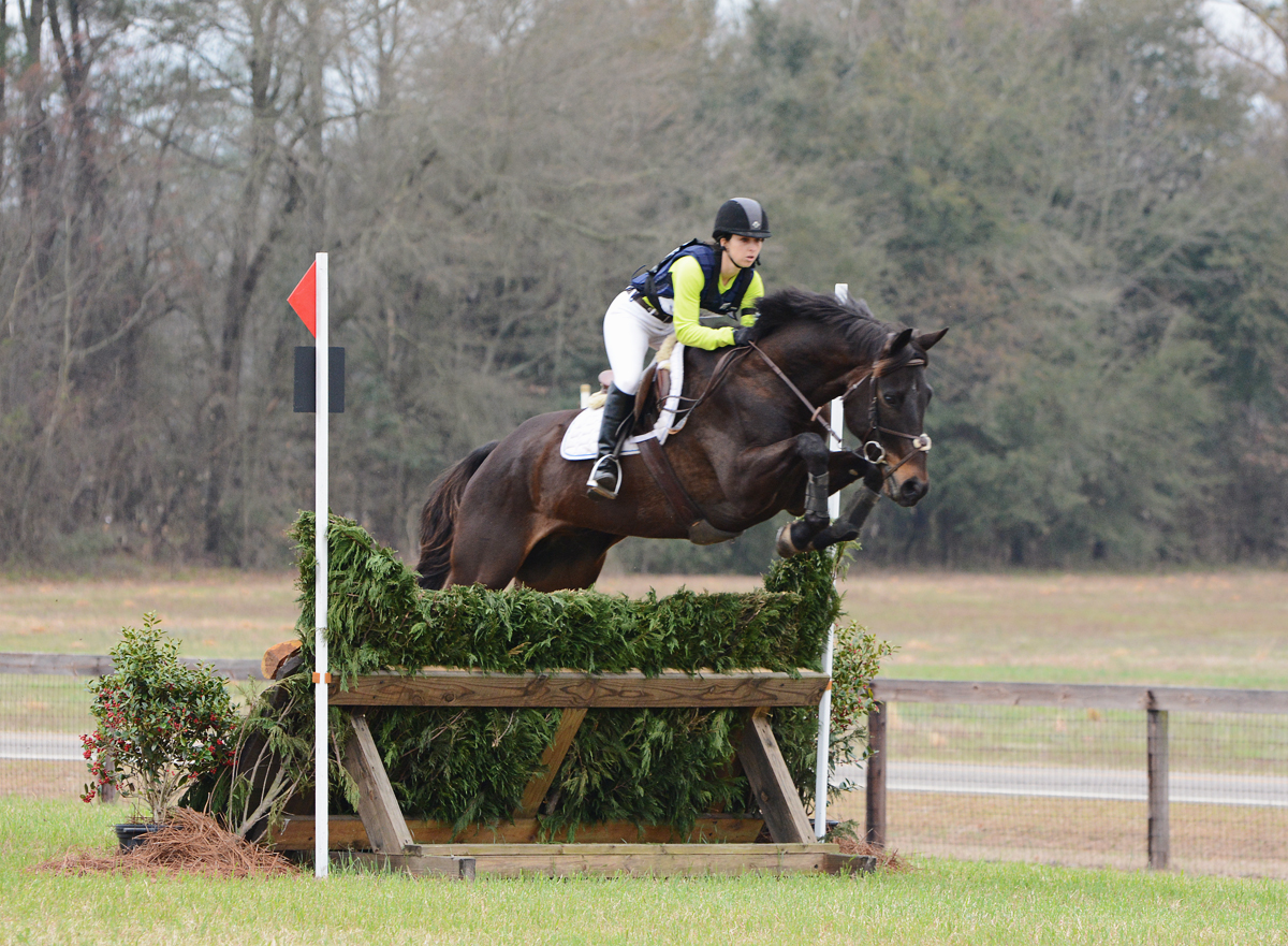 Who jumped it best carolina training rider edition for Jenni wolf