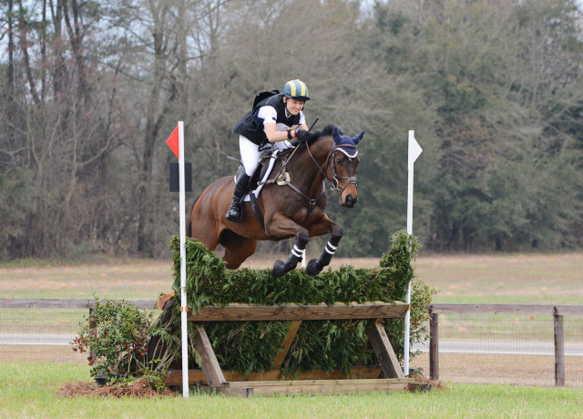 Rebecca Barber and Mr. Popps. Photo by Jenni Autry.