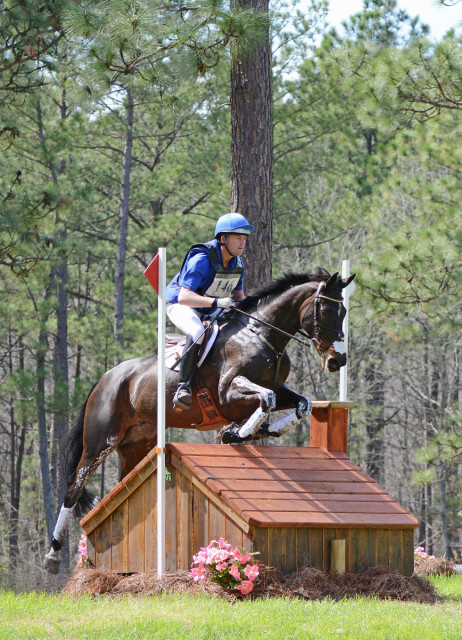 Will Faudree and Andromaque. Photo by Jenni Autry.