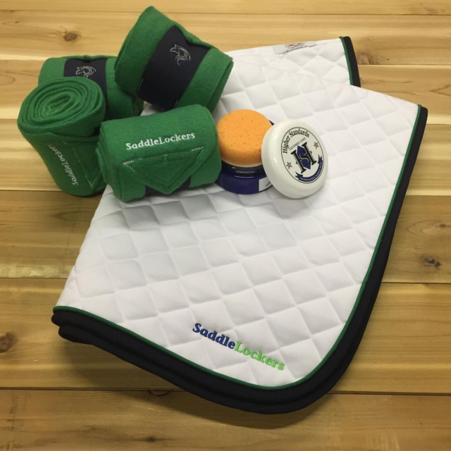 You could win all this from SaddleLockers!