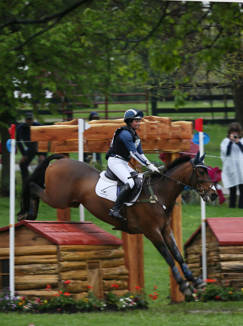 Jennie Brannigan and Cambalda. Photo by Rare Air Photography.
