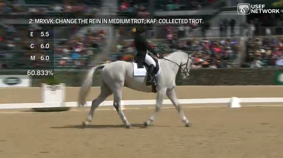 Rolex Dressage Day Two Morning Open Thread: Tim Price and Wesko Take Charge