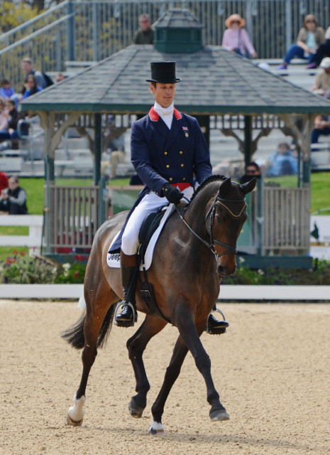 #67. William Fox-Pitt and Bay My Hero. Photo by Jenni Autry.