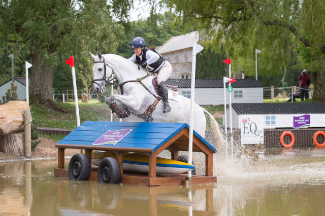 Pippa Funnell (GBR) and Billy The Biz at Houghton Hall. Photo courtesy of the FEI