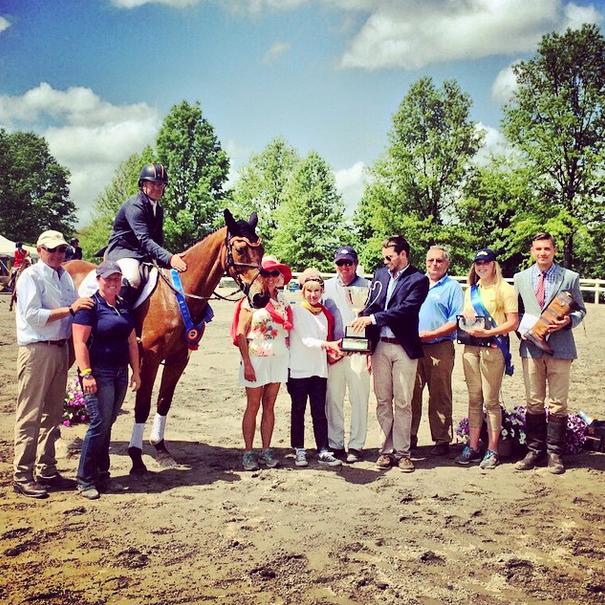 The BDJ team celebrates the win. Photo via EN's Instagram.