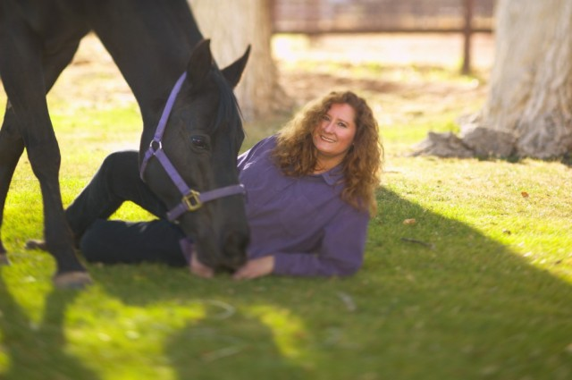 Featured Trailblazer Linda Kohanov: author and practitioner of equine-assisted psychotherapy