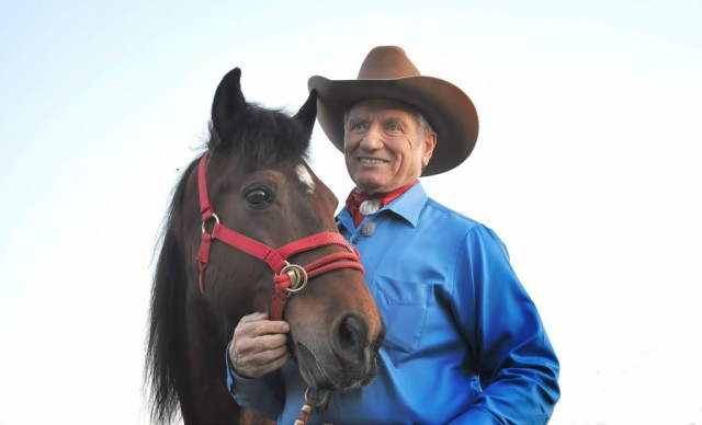 Featured Trailblazer Monty Roberts: natural horsemanship practitioner and builder of a brand