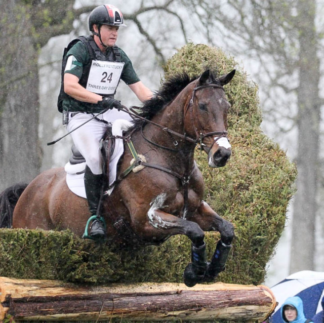 Cody Sturgess and Imperial Melody at Rolex. Photo by Rare Air Photography.