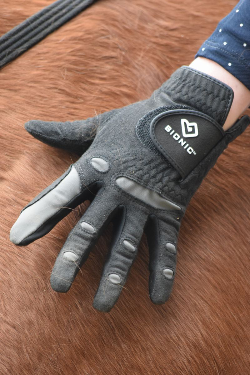 Product Review Bionic Aquagrip Gloves Eventing Nation Three Day