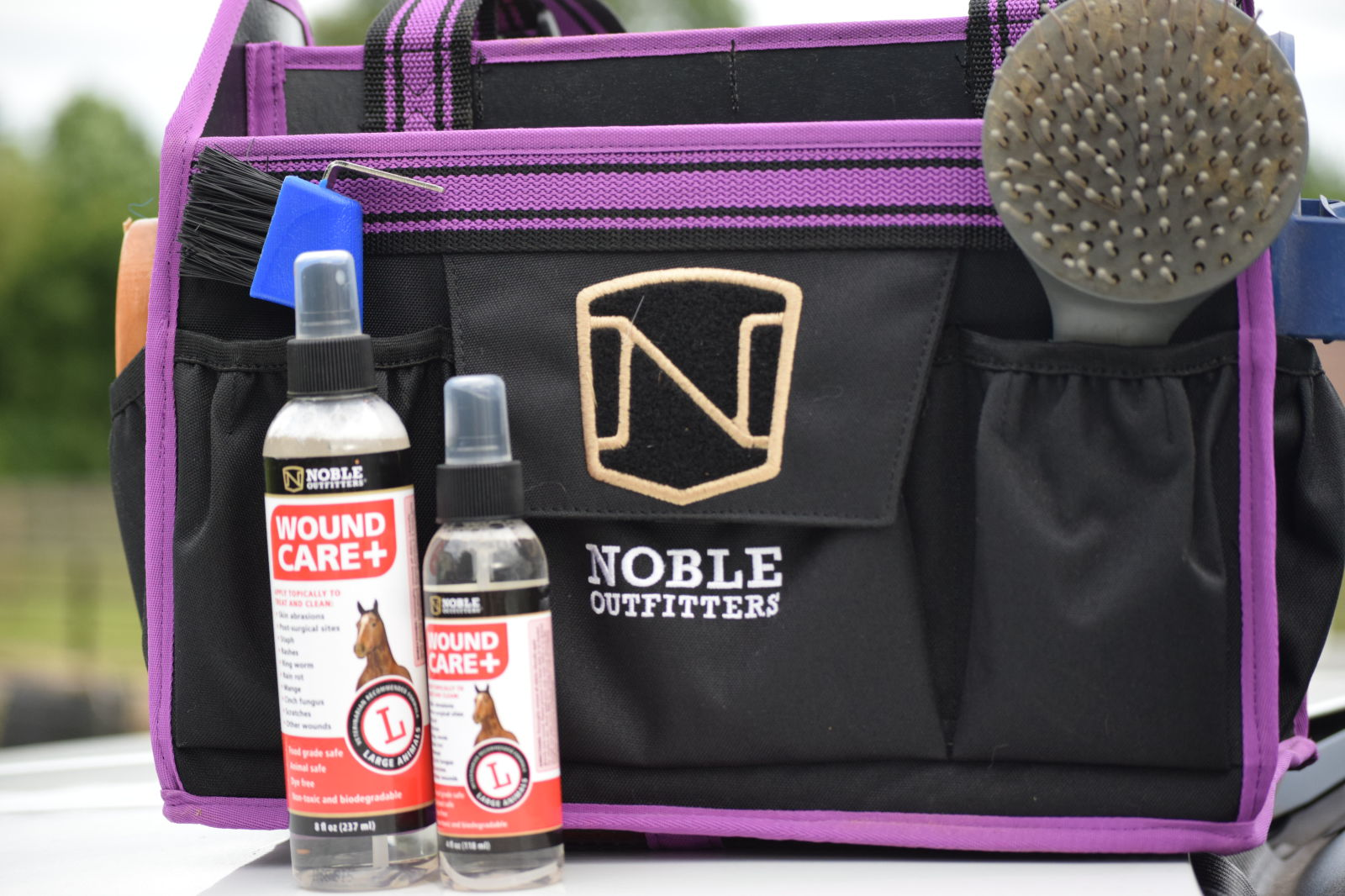 Product Review: Wound Care+ from Noble Outfitters | Eventing