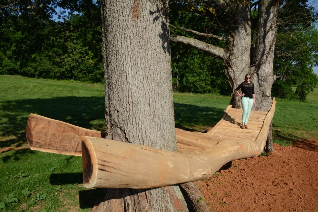 The new Hammock on the Great Meadow CIC3* course. Photo courtesy of Great Meadow.
