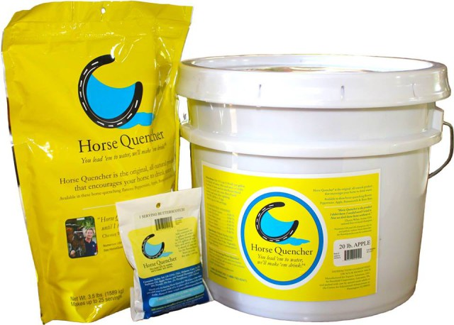 Photo courtesy of Horse Quencher.