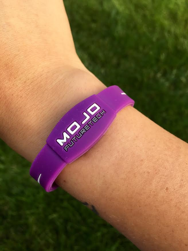 My MOJO is now a daily part of my wardrobe.