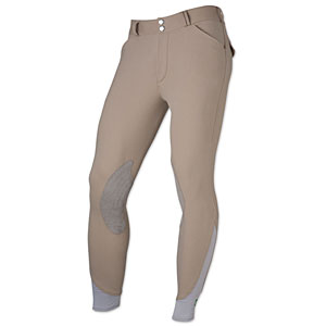 Tredstep Ireland makes high-quality and innovative breeches for men, too. Photo courtesy of SmartPak.