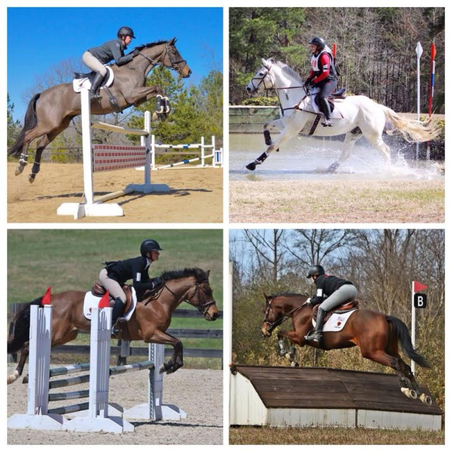 Photos courtesy of UGA Eventing.