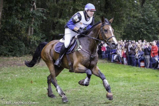 Guillaume Pucci and Enzo Van't Vennehof at Boekelo 2014. Photo by Libby Law Photography.