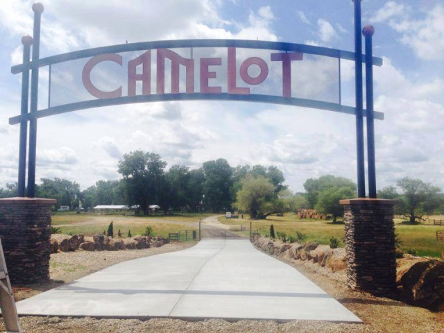 Welcome to the wonderful world of Camelot Equestrian Park in Butte Valley, California. Photo by CEPF.