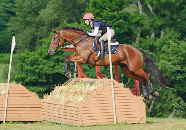 Kelly Prather and D.A. Duras at Millbrook 2015. Photo by Jenni Autry.