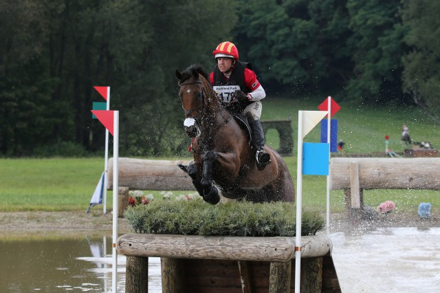 Buck Davidson and Ballynoe Castle RM. Photo by Kasey Mueller/Rare Air Photography.