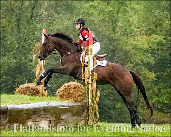 Kitty (Katelyn) Aznaran and Electric Daisy Winners of the Jr. Novice! Flatlandsfoto