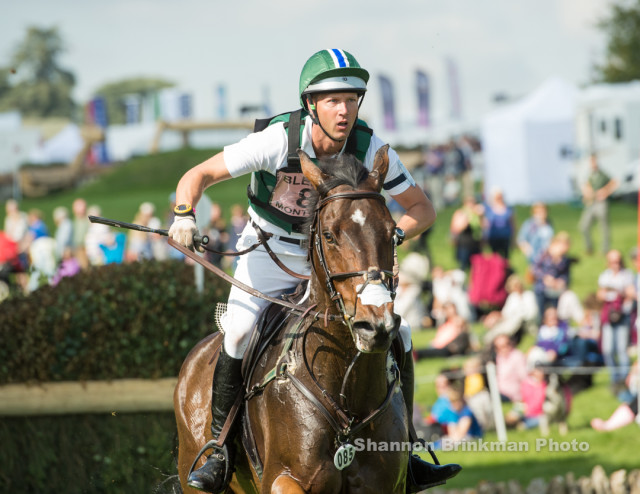 Clark Montgomery and Loughan Glen at Blenheim 2015. Photo by Shannon Brinkman.