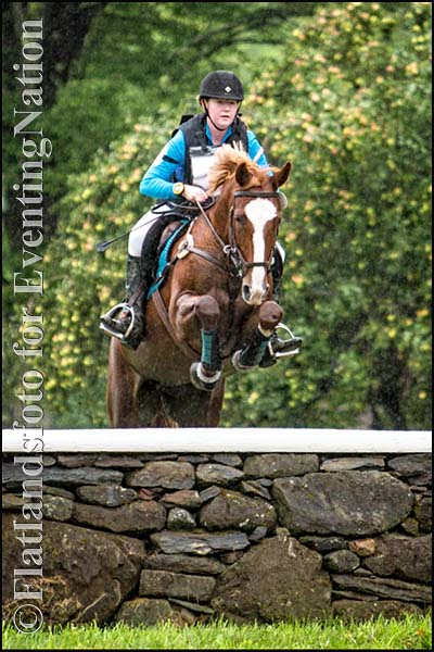 Allison Henson and Gurraun Jeseabelle Winners of the Jr. Training! Flatlandsfoto
