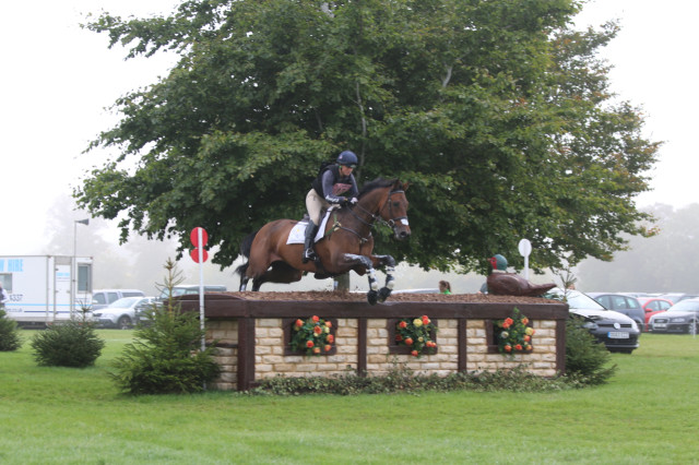 Piggy French and Obos Cooley. Photo by Samantha Clark.