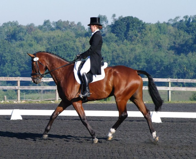 Kristen Bond and Enough Already in the Plantation Fields CIC1*-A. Photo by David Taylor