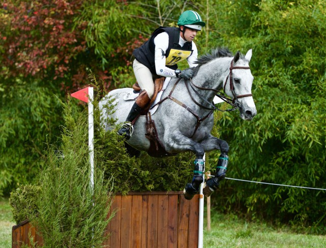 Will Coleman and Tight Lines are the CCI 2* leaders