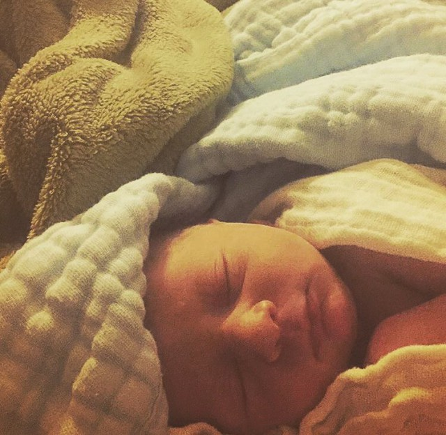 Drake Wilder Stutes makes his debut. Photo via Athletux on Facebook.