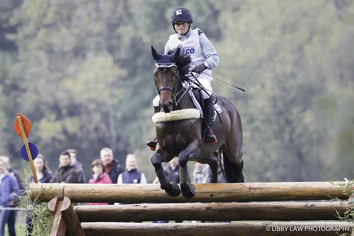 Michael Jung and fischerIncantas. Photo by Libby Law Photography.