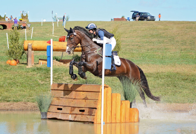 Jennie Brannigan and Catalina at Plantation Field CIC3*. Photo by Jenni Autry.