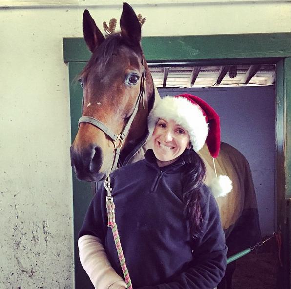 And reindeer whisperer Laine Ashker.