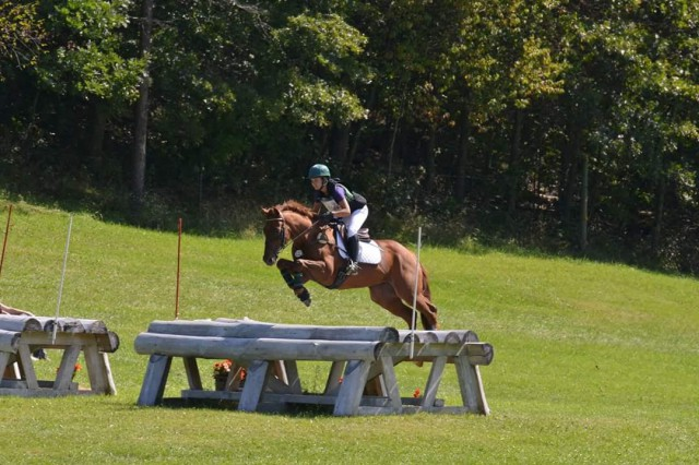 the intermediate at the Otter Creek HT this fall