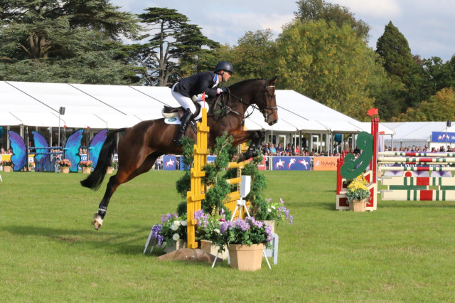 Clark Montgomery and Loughan Glen at Blenheim. Photo by Samantha Clark.
