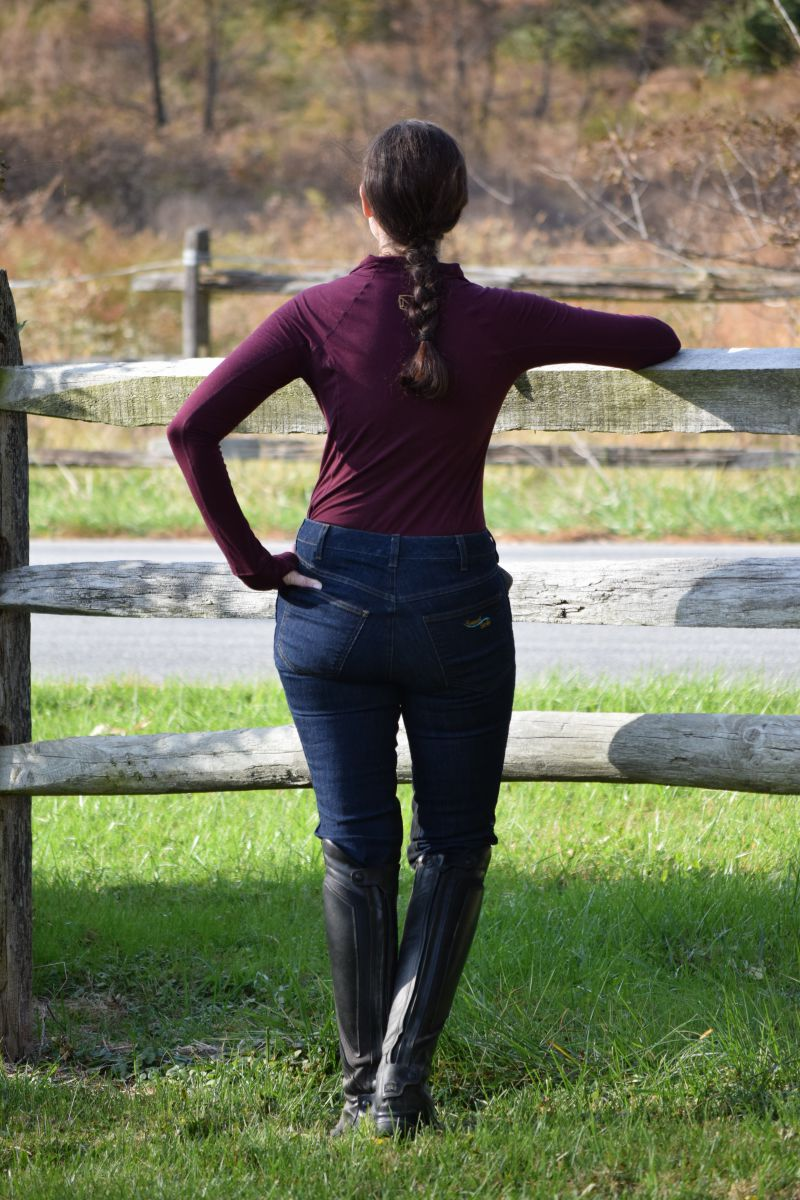 Product Review Smooth Stride Riding Jeans Eventing