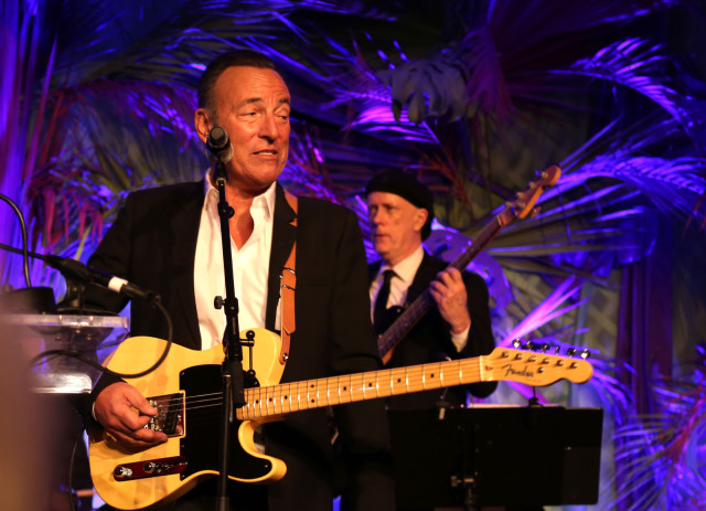 An impromptu concert with Bruce Springsteen? Yes, please! Photo by Rebecca Walton/Phelps Media Group.