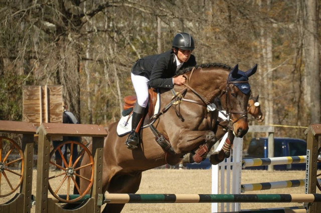 Dom Schramm and Cold Harbor. Photo by Cindy Lawler.